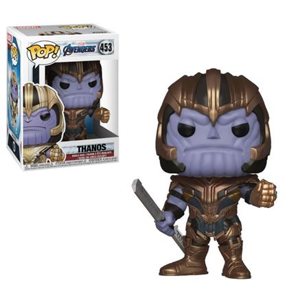 Picture of Los Vengadores Endgame Figura POP! Movies Vinyl Thanos 9 cm.
