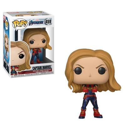 Picture of Los Vengadores Endgame Figura POP! Movies Vinyl Captain Marvel 9 cm.