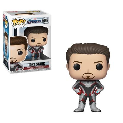 Picture of Los Vengadores Endgame Figura POP! Movies Vinyl Tony Stark 9 cm.