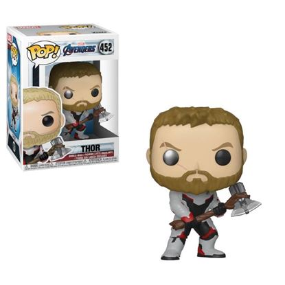 Picture of Los Vengadores Endgame Figura POP! Movies Vinyl Thor 9 cm.