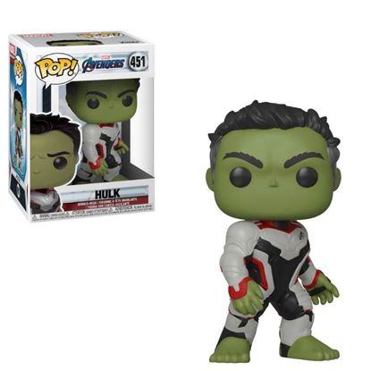 Picture of Los Vengadores Endgame Figura POP! Movies Vinyl Hulk 9 cm.