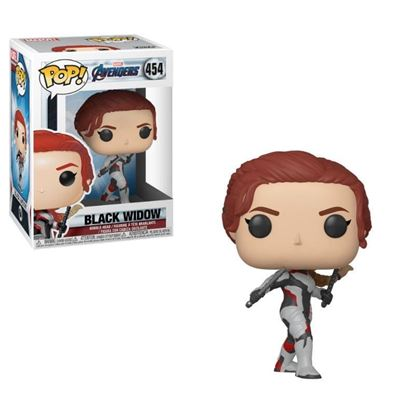 Imagen de Los Vengadores Endgame Figura POP! Movies Vinyl Black Widow 9 cm.