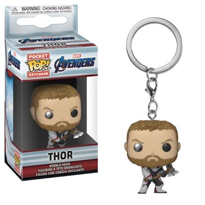 Picture of Los Vengadores Endgame Llavero Pocket POP! Vinyl Thor 4 cm.