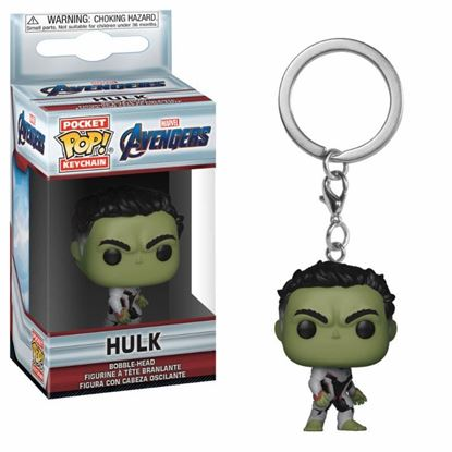 Picture of Los Vengadores Endgame Llavero Pocket POP! Vinyl Hulk 4 cm.