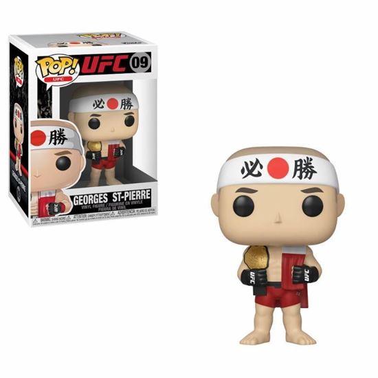Picture of POP! UFC Vinyl Figura Georges St-Pierre 9 cm