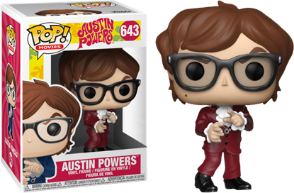 Picture of Pop! Movies: Austin Powers - Red Suit Austin LE