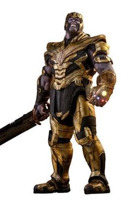 Picture of Vengadores Endgame Figura Movie Masterpiece 1/6 Thanos 41 cm