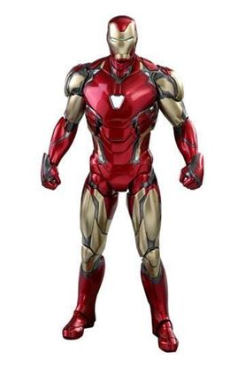 Picture of Vengadores Endgame Figura Movie Masterpiece 1/6 Iron Man Mark LXXXV 32 cm