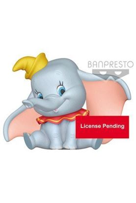 Picture of Disney Minifigura Fluffy Puffy Dumbo A Normal Version 9 cm