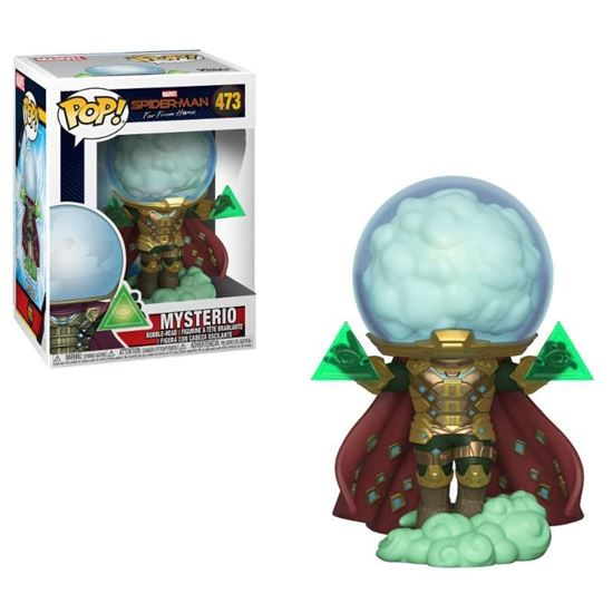 Picture of Spider-Man: lejos de casa POP! Movies Vinyl Mysterio 9 cm