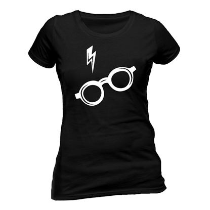 Picture of Camiseta Gafas Chica Talla L - Harry Potter