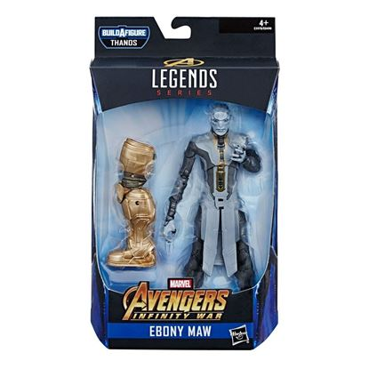 Picture of Marvel  Legends Figura Ebony Maw (Vengadores: Infinity War) 15 cm