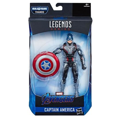 Picture of Marvel  Legends Figura Captain America (Vengadores: Endgame) 15 cm