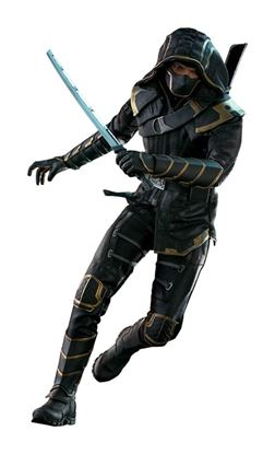 Picture of Vengadores Endgame Figura Movie Masterpiece 1/6 Hawkeye Deluxe Version 30 cm