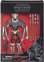 Picture of Star Wars Black Series Figura 2019 General Grievous Deluxe 19 cm