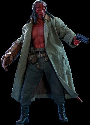 Picture of Hellboy 2019 Figura Movie Masterpiece 1/6 Hellboy 32 cm