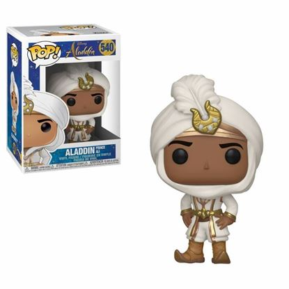 Picture of Aladdin POP! Disney Vinyl Figura Príncipe Ali 9 cm.