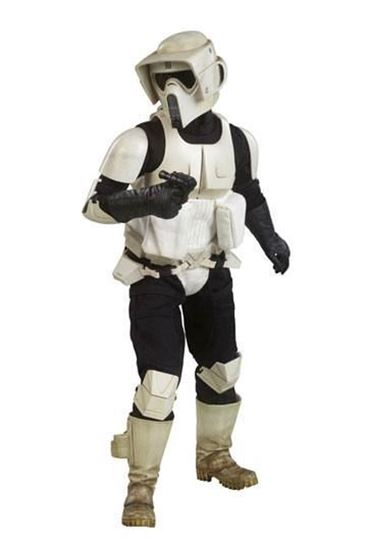 Picture of Star Wars Episode VI Figura 1/6 Scout Trooper 30 cm