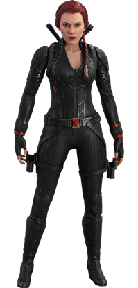 Picture of Vengadores Endgame Figura Movie Masterpiece 1/6 Black Widow 30 cm