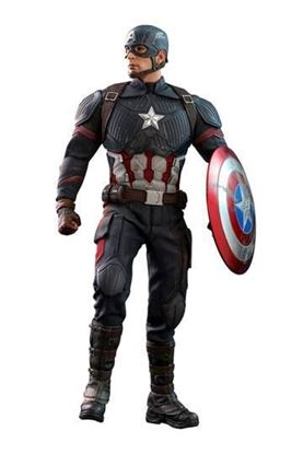 Picture of Vengadores Endgame Figura Movie Masterpiece 1/6 Captain America 31 cm