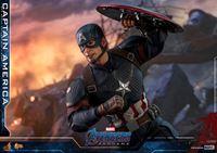 Picture of Vengadores Endgame Figura Movie Masterpiece 1/6 Captain America 31 cm