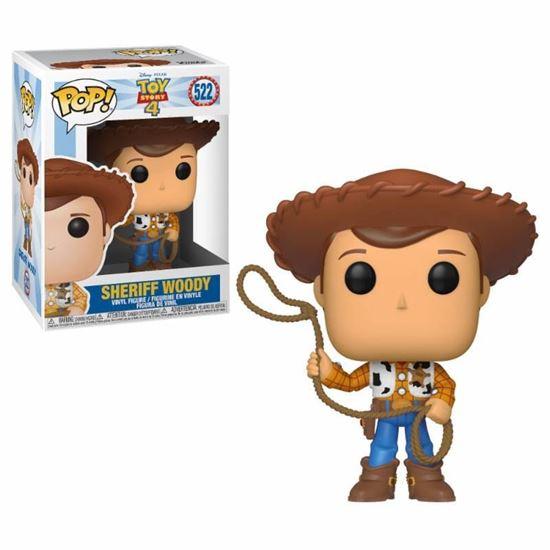 Picture of Toy Story 4 POP! Disney Vinyl Figura Woody 9 cm