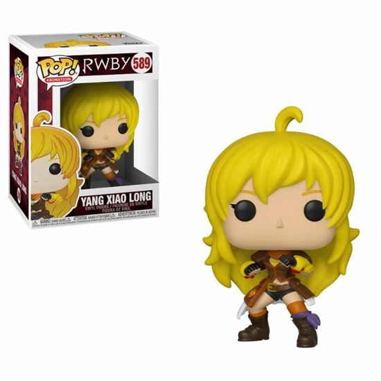 Picture of RWBY POP! Animation Vinyl Figura Yang Xiao Long 9 cm. DISPONIBLE APROX: SEPTIEMBRE 2019