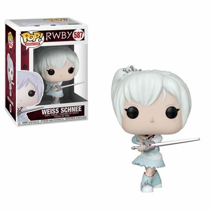 Picture of RWBY POP! Animation Vinyl Figura Weiss Schnee 9 cm. DISPONIBLE APROX: SEPTIEMBRE 2019