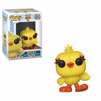 Picture of Toy Story 4 POP! Disney Vinyl Figura Ducky 9 cm.