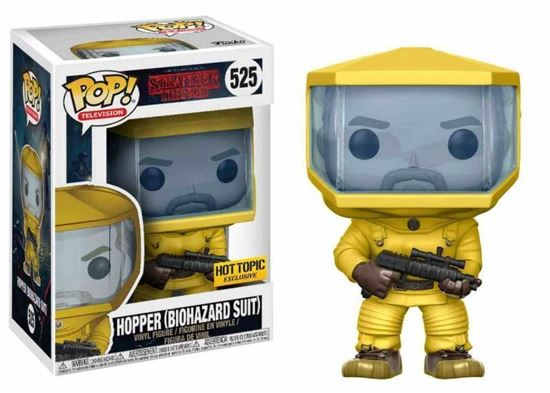 Picture of FIGURA POP STRANGER THINGS: HOPPER IN BIOHAZARD