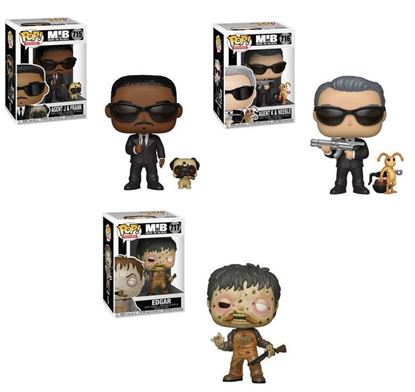 Picture of Pack 3 figuras POP! Hombres de Negro 9 cm