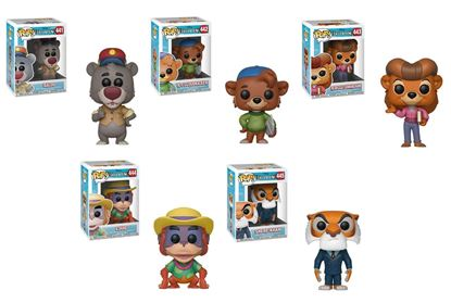 Picture of Pack 5 figuras POP! Aventureros del Aire 9 cm