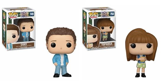 Picture of Pack 2 figuras POP! Yo y el Mundo 9 cm