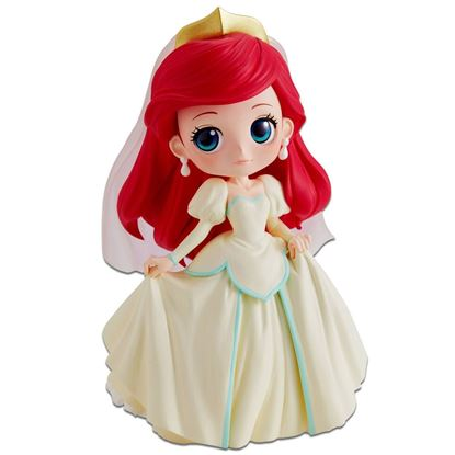 Picture of Figura Q Posket Ariel Dreamy Style (Pearl Colour Version) 14 cm