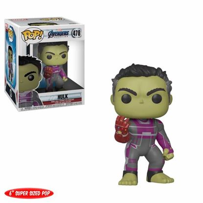 Picture of Avengers: Endgame Oversized POP! Movies Vinyl Figura Hulk 15 cm