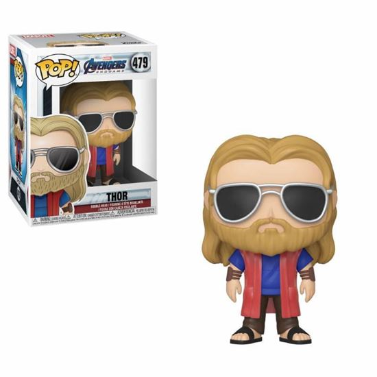 Picture of Avengers: Endgame POP! Movies Vinyl Figura Thor 9 cm