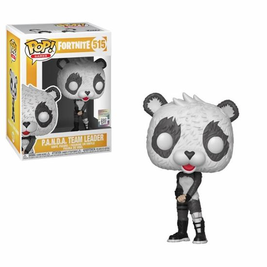 Picture of Fortnite POP! Games Vinyl Figura P.A.N.D.A. Team Leader 9 cm.