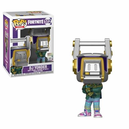 Picture of Fortnite POP! Games Vinyl Figura DJ Yonder 9 cm