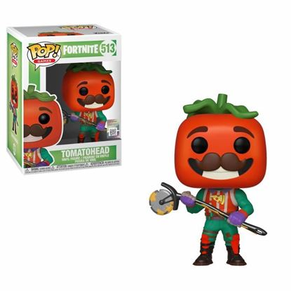 Picture of Fortnite POP! Games Vinyl Figura TomatoHead 9 cm.