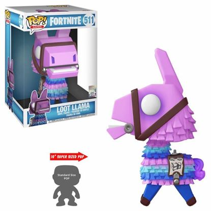 Picture of Fortnite Super Sized POP! Games Vinyl Figura Loot Llama 25 cm.