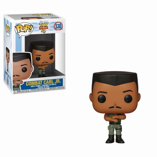 Picture of Toy Story 4 POP! Disney Vinyl Figura Combat Carl Jr. 9 cm.