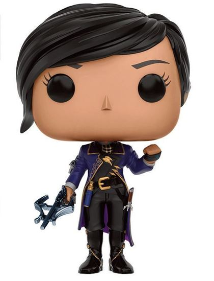 Picture of Dishonored 2 POP! Games Vinyl Figura Unmasked Emily 9 cm