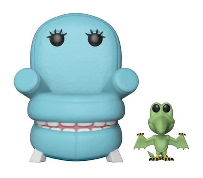 Picture of Pee-wee's Playhouse POP! TV Vinyl Figura Chairry & Pterri 9 cm