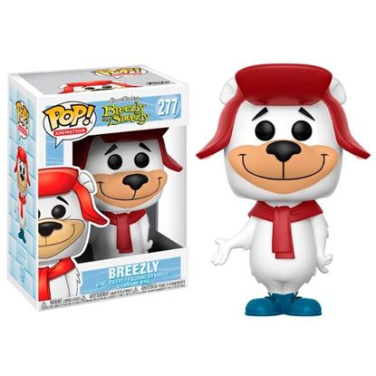 Picture of Hanna-Barbera POP! Animation Vinyl Figura Breezly 9 cm
