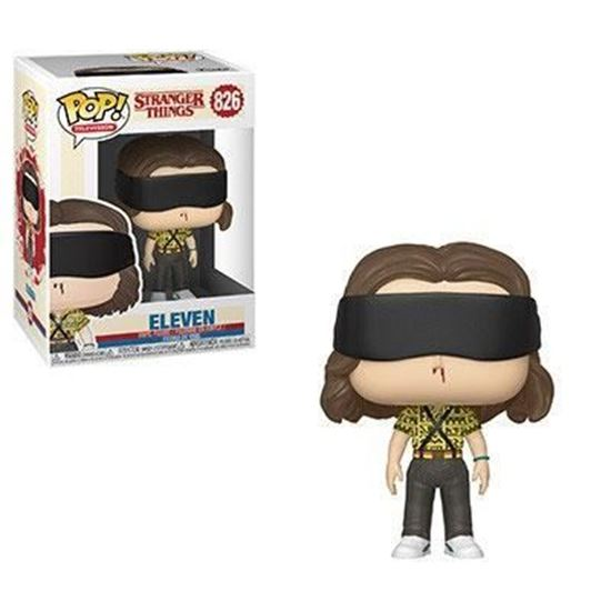 Picture of Stranger Things POP! TV Vinyl Figura Battle Eleven 9 cm