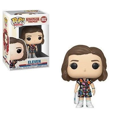 Picture of Stranger Things POP! TV Vinyl Figura Eleven (Mall Outfit) 9 cm.