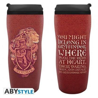 """Picture of HARRY POTTER - Travel mug """"Gryffindor"""""""