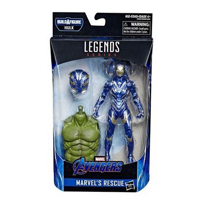Picture of Marvel  Legends Figura Marvel's Rescue (Avengers: Endgame) 15 cm