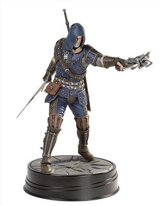 Picture of Witcher 3 Wild Hunt Series 2 Estatua PVC Geralt Grandmaster Feline 20 cm
