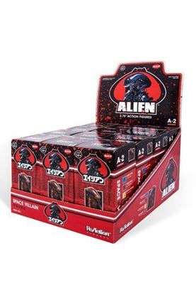 Picture of Alien Figuras Figuras ReAction 10 cm Blind Box Wave 2